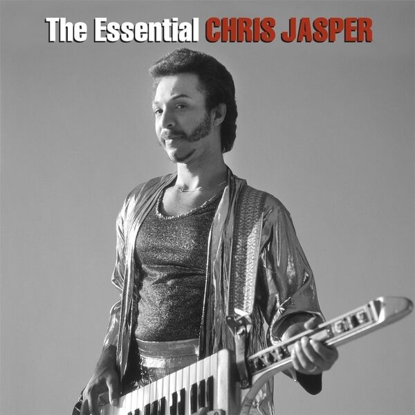 Cover art for The Essential Chris Jasper
